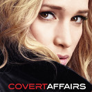 Covert Affairs: Glass Spider