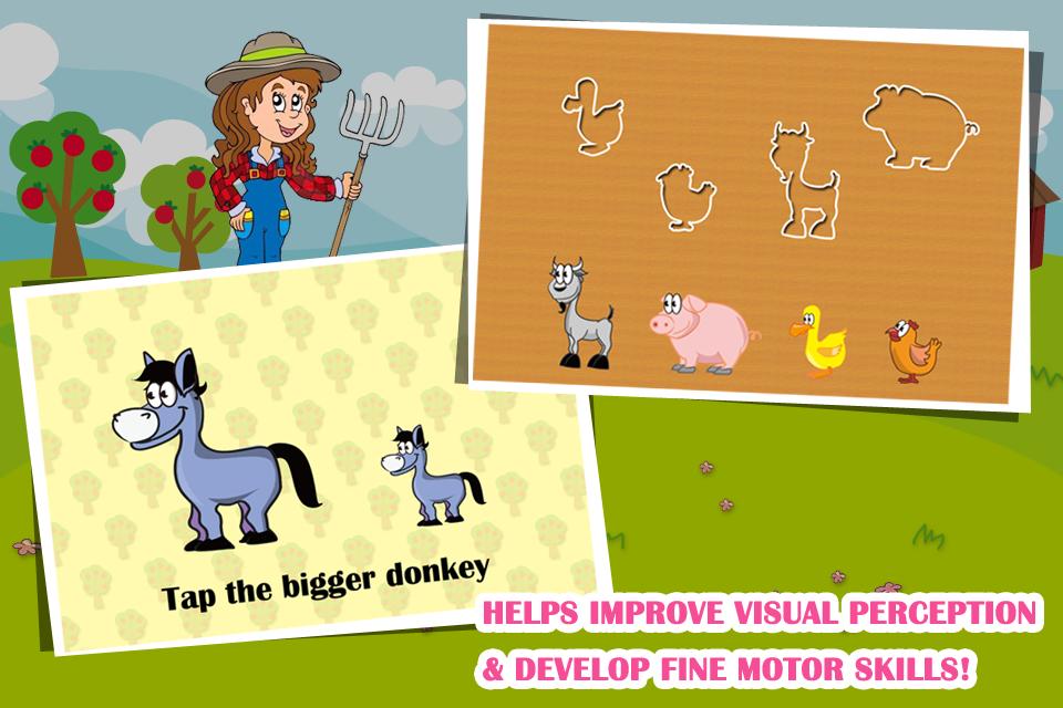 动物的单词,农场动物的声音